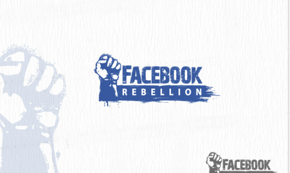 Facebook Rebellion